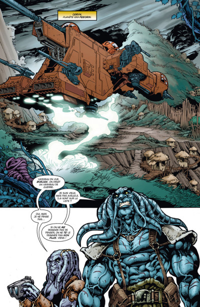 Page 4 star wars - chevaliers de l'ancienne république tome 5 - sans pitié !
