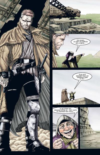 Page 3 Star wars - la légende des jedi tome 6