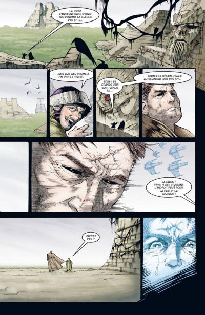 Page 4 Star wars - la légende des jedi tome 6