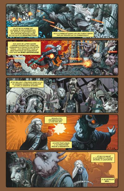 Page 2 Star Wars - dark times T.3 - blue harvest