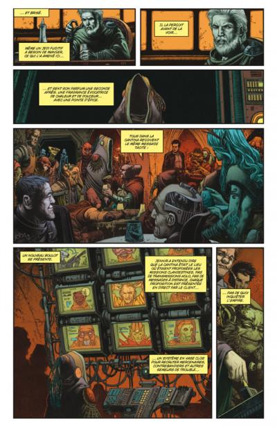 Page 3 Star Wars - dark times T.3 - blue harvest
