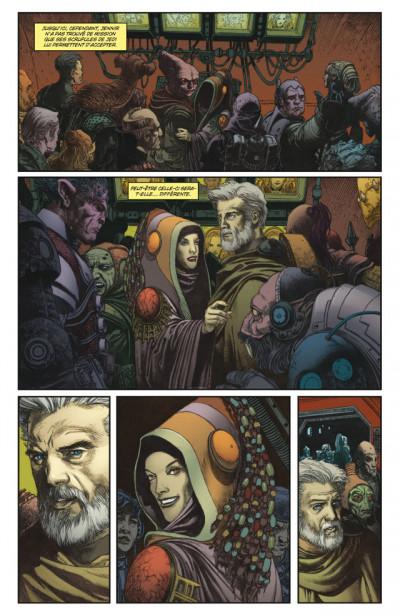 Page 4 Star Wars - dark times T.3 - blue harvest
