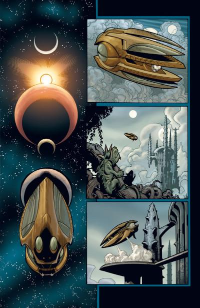 Page 1 star wars - le côté obscur tome 10 - la ballade de jango fett