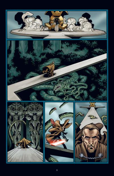 Page 2 star wars - le côté obscur tome 10 - la ballade de jango fett