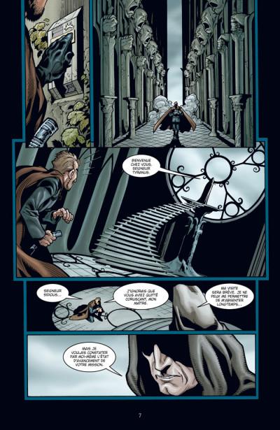 Page 3 star wars - le côté obscur tome 10 - la ballade de jango fett