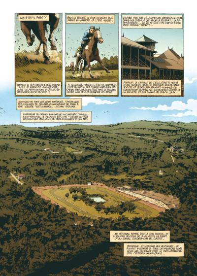 Page 2 mafia story tome 6 - la chute de lucky luciano