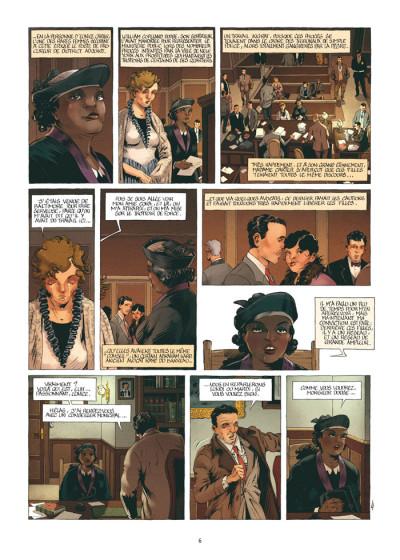 Page 4 mafia story tome 6 - la chute de lucky luciano