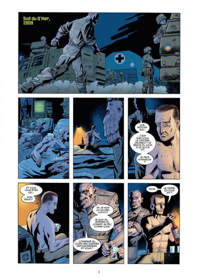 Page 1 la ligue des gentlemen extraordinaires - century T.3 - 2009