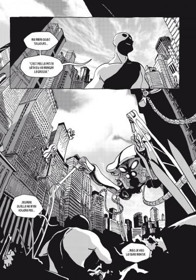 Page 2 big crunch tome 1 - Cosmos ne répond plus
