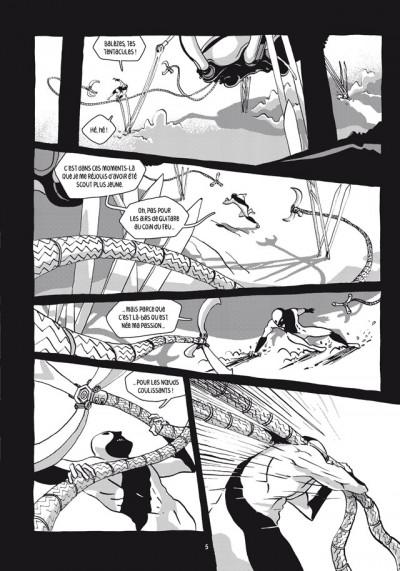Page 3 big crunch tome 1 - Cosmos ne répond plus