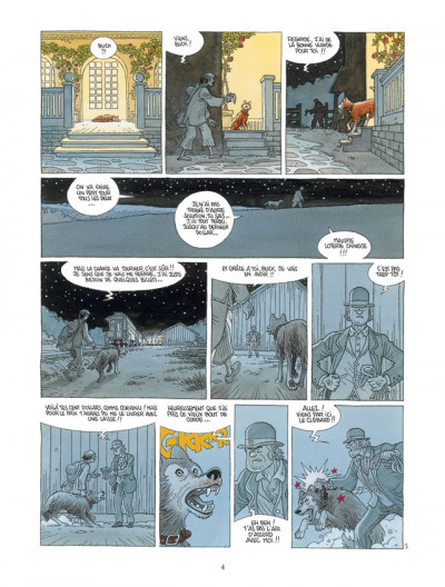 Page 2 l'appel de la forêt, de Jack London
