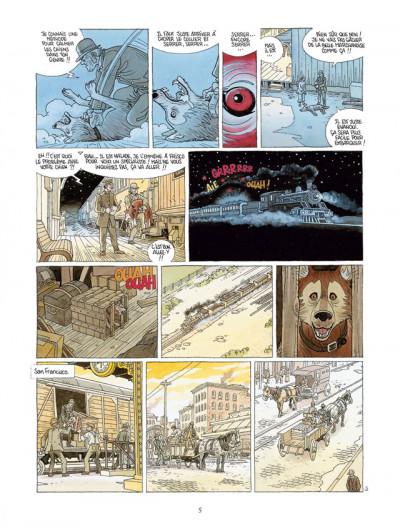 Page 3 l'appel de la forêt, de Jack London