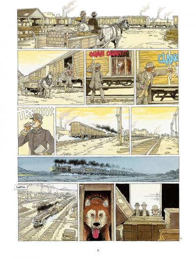 Page 4 l'appel de la forêt, de Jack London