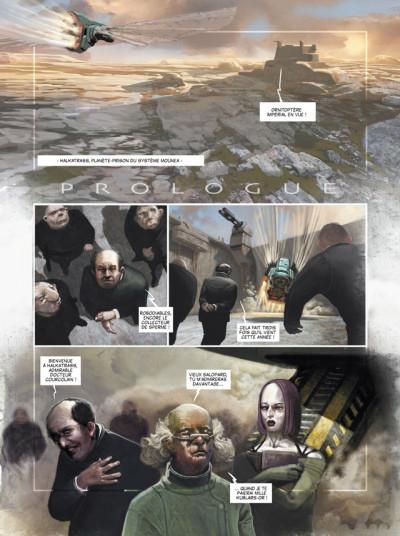 Page 1 showman killer tome 1 - un héros sans coeur