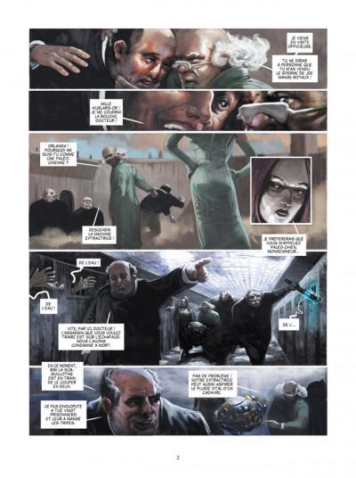 Page 2 showman killer tome 1 - un héros sans coeur