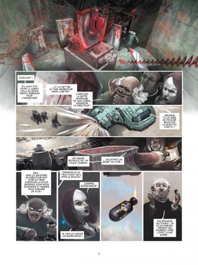 Page 3 showman killer tome 1 - un héros sans coeur