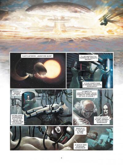 Page 4 showman killer tome 1 - un héros sans coeur
