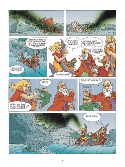 Page 2 alef-thau tome 5 - l'empereur boiteux