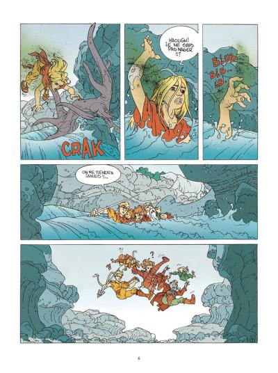 Page 4 alef-thau tome 5 - l'empereur boiteux