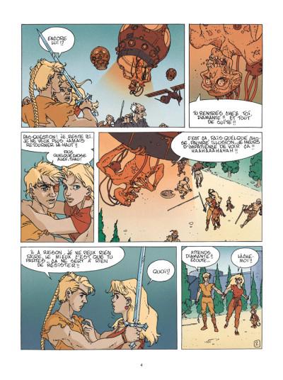 Page 2 alef-thau tome 6 - l'homme sans réalité