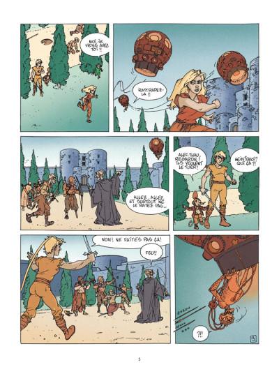 Page 3 alef-thau tome 6 - l'homme sans réalité