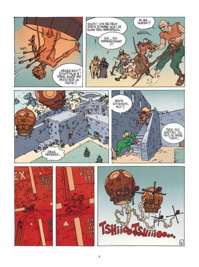 Page 4 alef-thau tome 6 - l'homme sans réalité