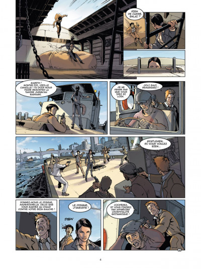Page 2 Spyder tome 3 - old school