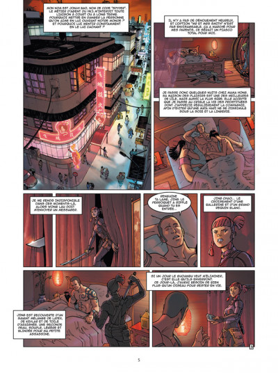 Page 3 Spyder tome 3 - old school