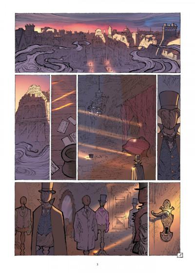 Page 1 D tome 2 - Lady d'Angerès