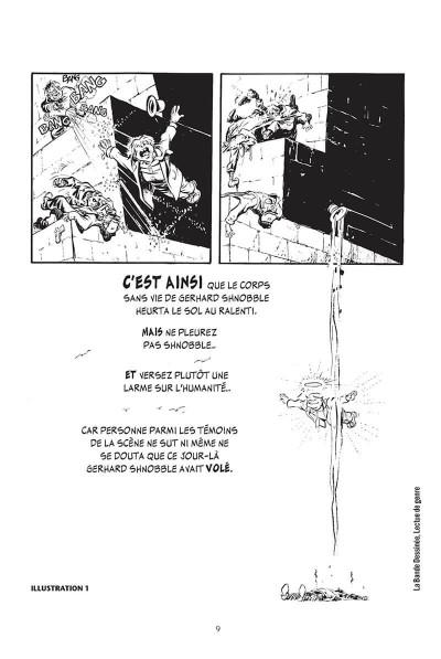 Page 0 les clés de la bande dessinée tome 1 - l'art séquentiel
