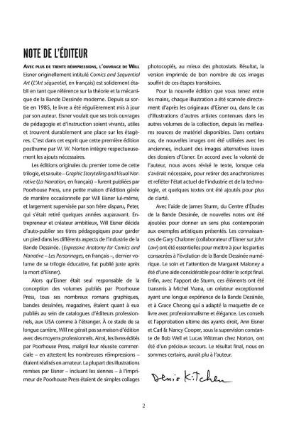 Page 3 les clés de la bande dessinée tome 1 - l'art séquentiel