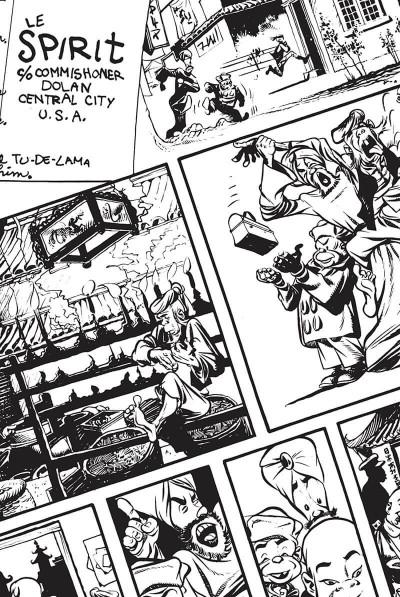 Page 7 les clés de la bande dessinée tome 1 - l'art séquentiel