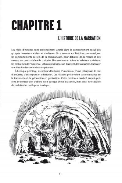 Page 2 les clés de la bande dessinée tome 2 - la narration