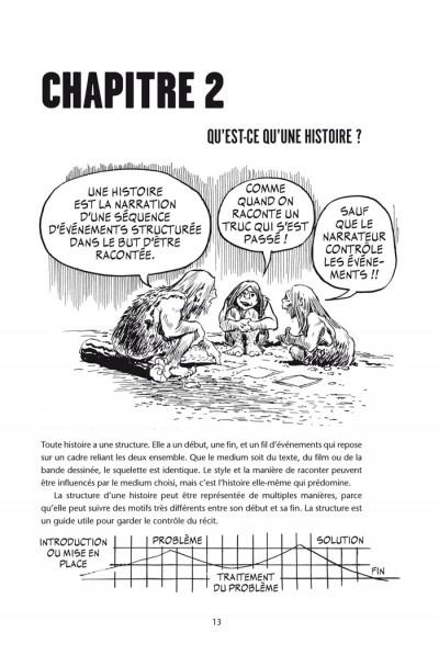 Page 4 les clés de la bande dessinée tome 2 - la narration