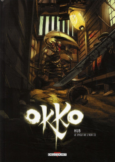 image de okko tome 6 - le cycle de l'air tome 2/2