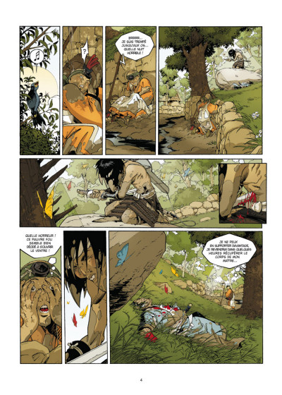 Page 2 okko tome 6 - le cycle de l'air tome 2/2