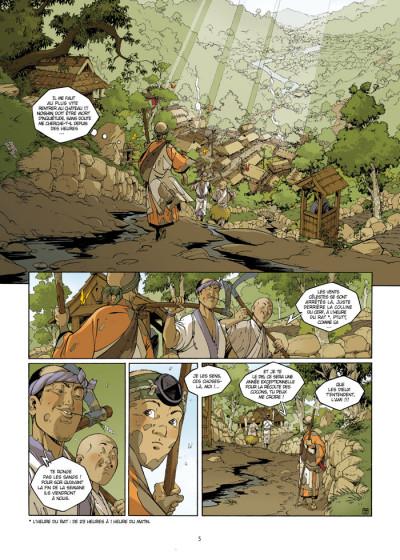 Page 3 okko tome 6 - le cycle de l'air tome 2/2