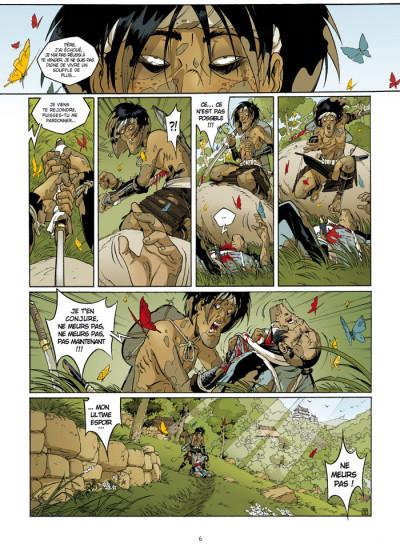 Page 4 okko tome 6 - le cycle de l'air tome 2/2