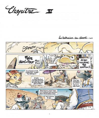 Page 1 le vent dans les sables T.4 - le chant des dunes