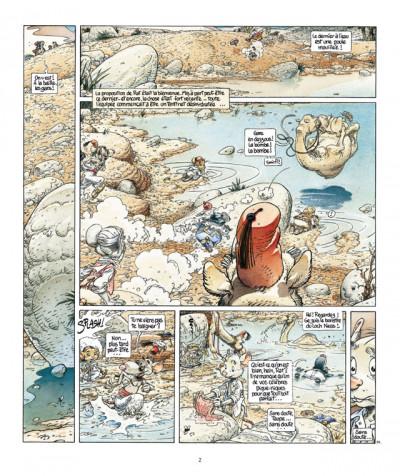 Page 2 le vent dans les sables T.4 - le chant des dunes