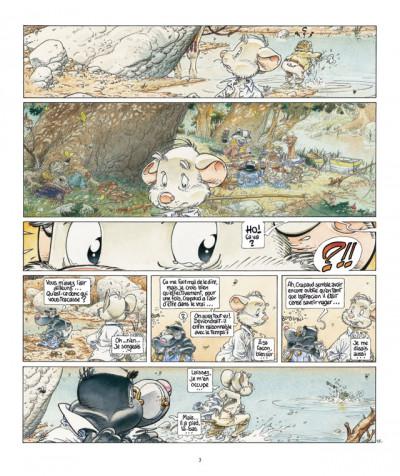 Page 3 le vent dans les sables T.4 - le chant des dunes