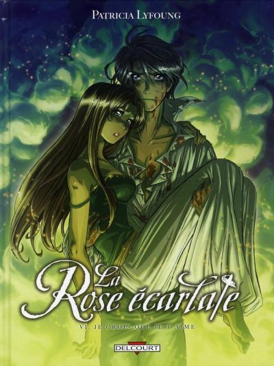 Couverture La rose écarlate tome 6