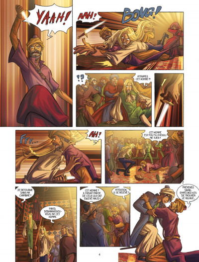 Page 2 La rose écarlate tome 6