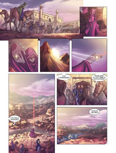 Page 4 La rose écarlate tome 6