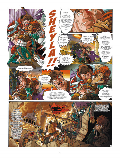 Page 2 Les légendaires tome 12