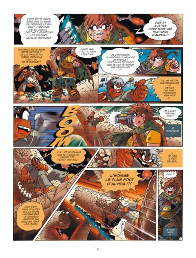 Page 4 Les légendaires tome 12