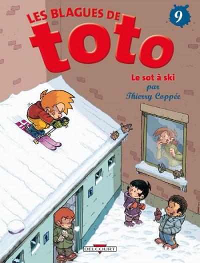 image de Les blagues de Toto tome 9 - le sot à ski