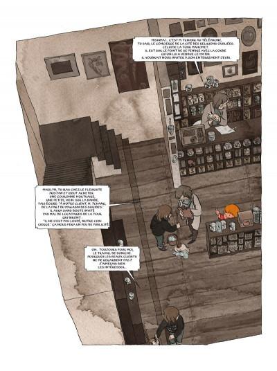 Page 6 le magasin des suicides