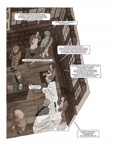 Page 7 le magasin des suicides