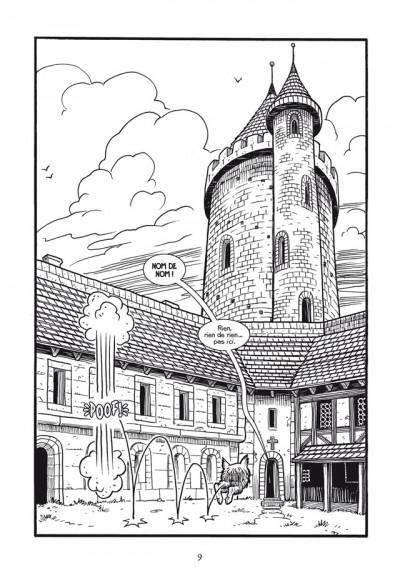 Page 1 Château l'Attente T.2